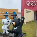 Taifun in der Olympiastadt