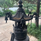 Jiading und Qiuxia Garten