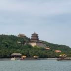 Im alten Sommerpalast in Peking