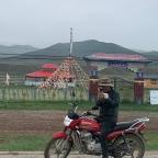 Durch die Prärie nach Hezuo und Xiahe